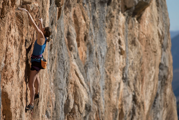 Sport climbing in Southern Spain